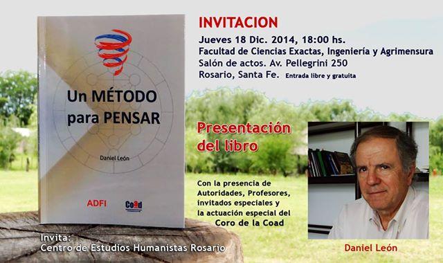 Invitacion libro DLeon